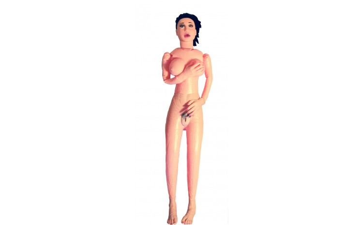 Realistic Blow up Sex Doll with movable arms
