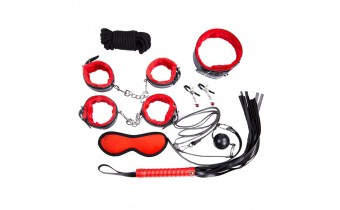 Bedroom Advanced Bondage kit