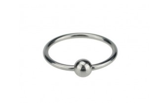 Stainless Steel Penis Ring 1.75