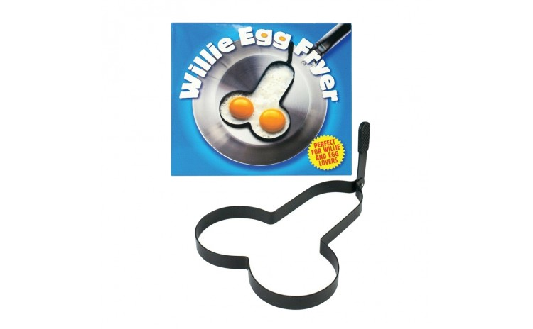 Novelty Willy Penis Shaped Egg Fun Frying Mould