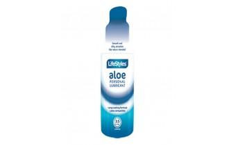 Lifestyles Aloe & Vitamin E Personal Lubricant 3.5 Oz