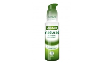 Lifestyles Natural Personal Lubricant 3.5 Oz