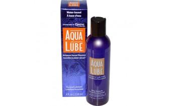 Aqua Lube Personal lubricant 4 Oz