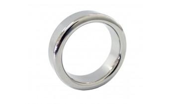Stainless Steel Loop Penis Ring 1.6