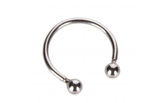 Stainless Steel Open Penis Ring 1.85